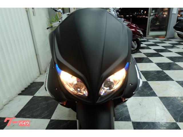 ホンダ フォルツァ・Z  08  プロジェクターヘッドライト マッドブラック大人カスタムの画像(埼玉県