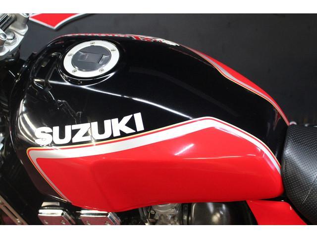 スズキ GSX400インパルス スペシャルエディション WR'Sマフラー セキュリティ付の画像(千葉県