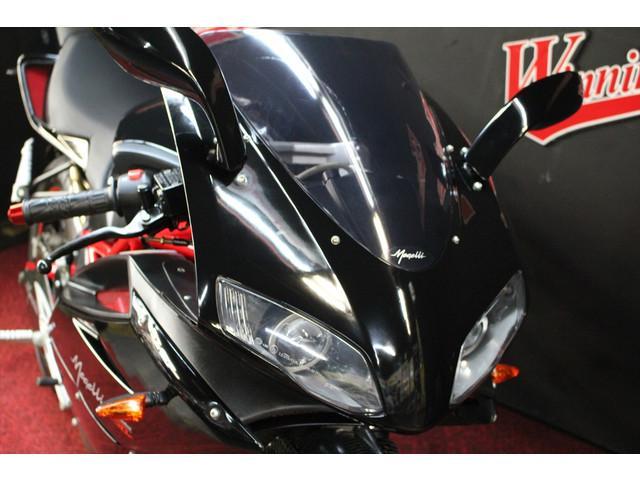 Megelli 250r ヤマモトレーシングマフラー カーボンアンダーカウル カーボンフロントフの画像(千葉県