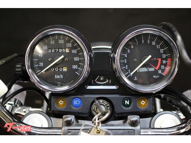 カワサキ ZRX400-II コンドルハンドル ブラックショート管 丸目ライトフルカスタム車の画像(千葉県