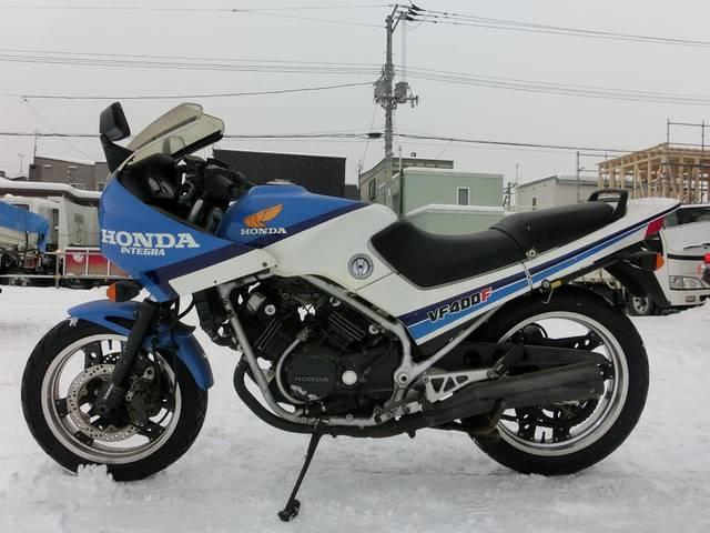 ホンダ VF400Fインテグラの画像(北海道