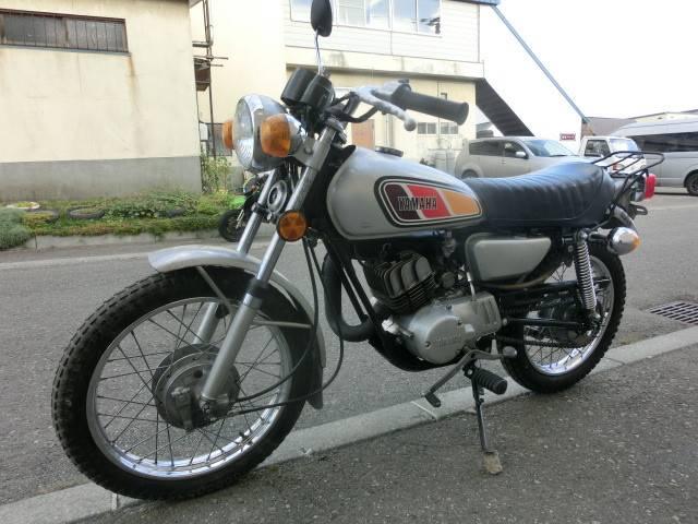 ヤマハ GT50 タイヤ前後新品の画像(北海道