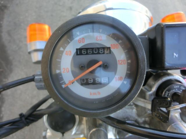 ヤマハ BRONCO バッテリー新品 キャブOHの画像(北海道