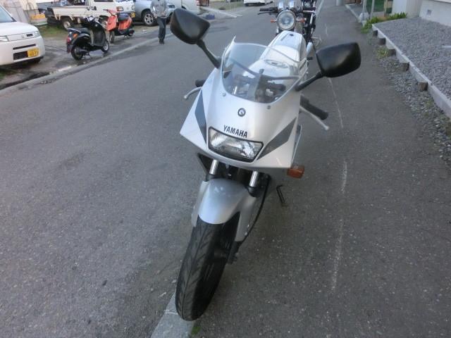 ヤマハ TZR50Rセル キャブOHの画像(北海道