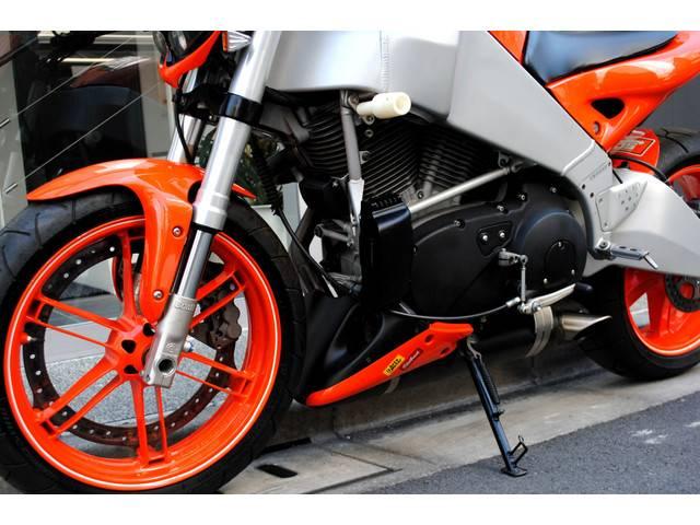 Buell ファイアーボルトXB9R・カスタムP・バーハン・ブレンボマスターの画像(東京都