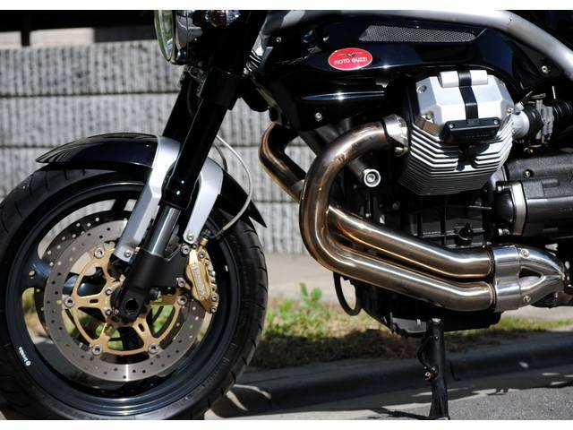 MOTO GUZZI グリーゾ・ウインカー・Rフェンダーレスの画像(東京都