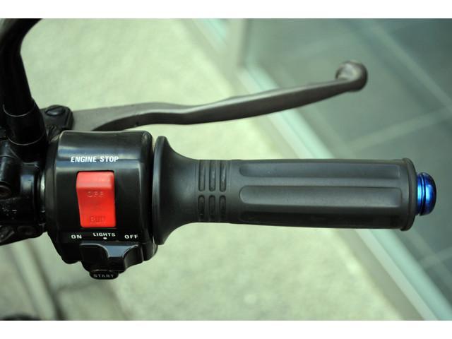 カワサキ エリミネーター400SE・各部ブラック仕立て・社外ウインカー付の画像(東京都