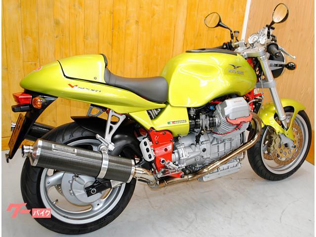 MOTO GUZZI V11スポルト・グッチスポルト管・ビチューボステダン・社外マスター付きの画像(東京都