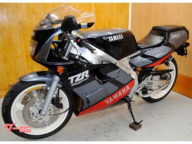 ヤマハ TZR250・3MA・89・前後タイヤ新品の画像(東京都