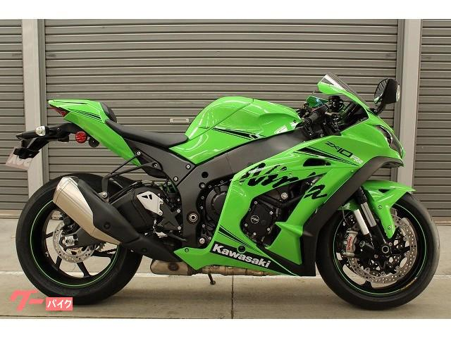 Ninja ZX−10RR ヨーロッパモデル