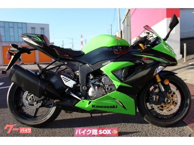 Ninja ZX−6R 2013年式 ノーマル車