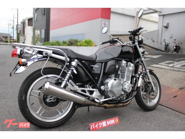 ホンダ CB1100 ABS  2011年モデル エンジンガード装備の画像(埼玉県