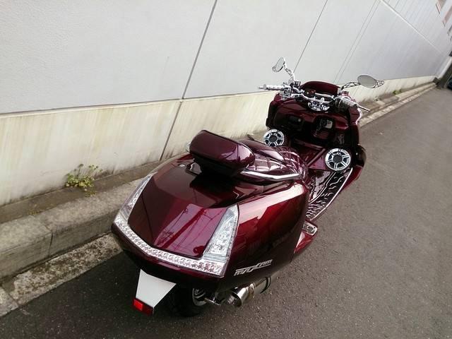 ヤマハ マグザム フルワインオーディオ新車コンプリートの画像(埼玉県