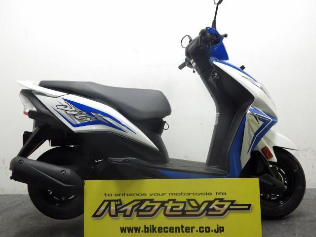 ホンダ Dio110 キャブスクーター 本国仕様 チョークレバー搭載車の画像(千葉県