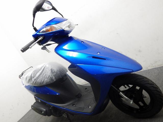 スズキ アドレスV50 XL8 国内モデル ブルーの画像(千葉県