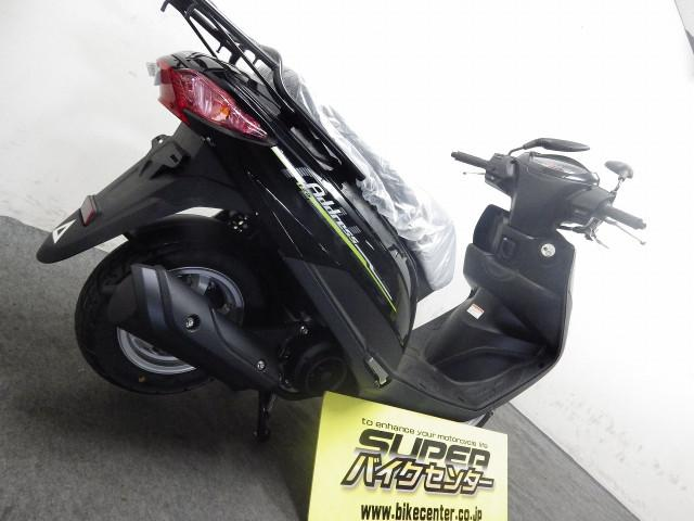 スズキ アドレス125 L8 国内モデル ブラックの画像(千葉県