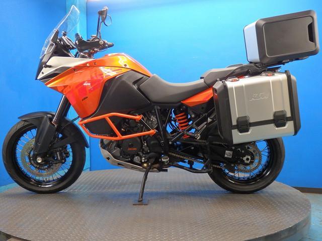 KTM 1190アドベンチャー 純正ツーリングBOX付 15506の画像(神奈川県