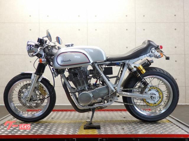 ヤマハ SR500カフェスタイル FCR 15597の画像(神奈川県
