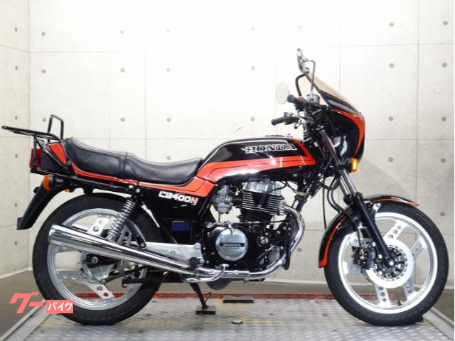 CB400N HAWK3 欧州仕様最終型 37503
