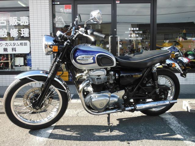 カワサキ W650 1999の画像(埼玉県