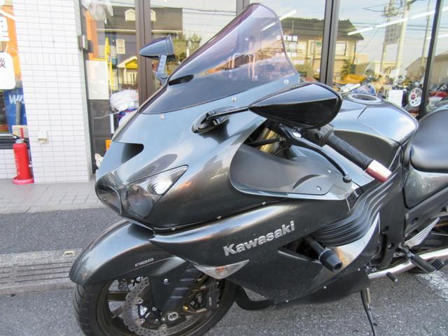 カワサキ ZZ-R1400 ABS ETC 付の画像(埼玉県
