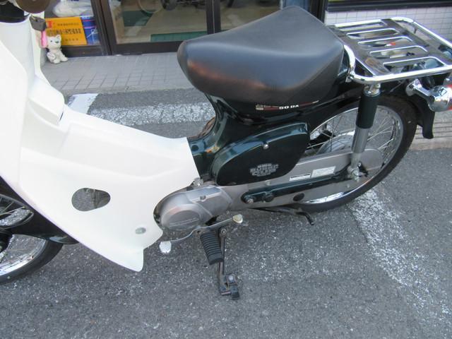 ホンダ スーパーカブ50DX C50DVの画像(埼玉県