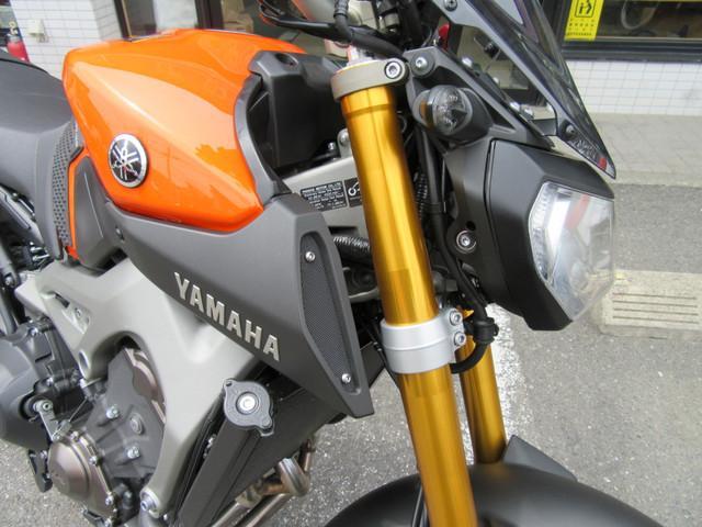 ヤマハ MT-09 ABS リアボックス付の画像(埼玉県