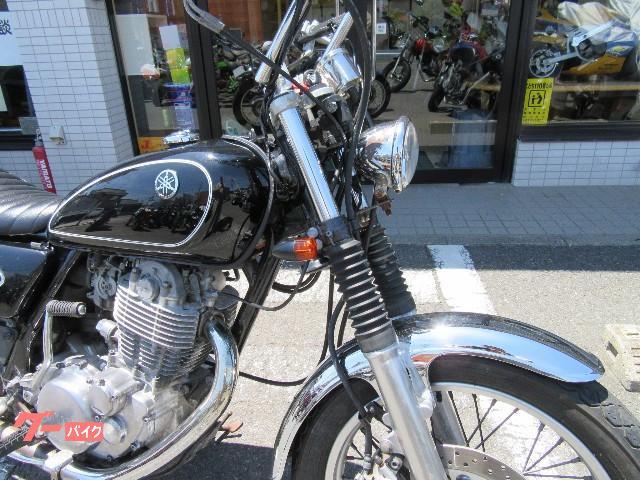 ヤマハ SR400 ライトカスタムの画像(埼玉県