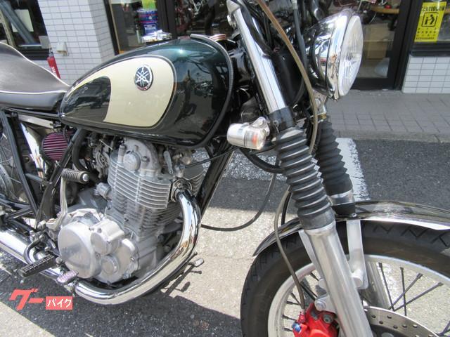 ヤマハ SR400 スカチューンカスタムの画像(埼玉県