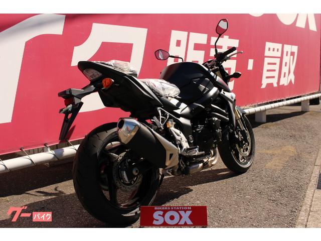 スズキ GSR750 新車の画像(千葉県