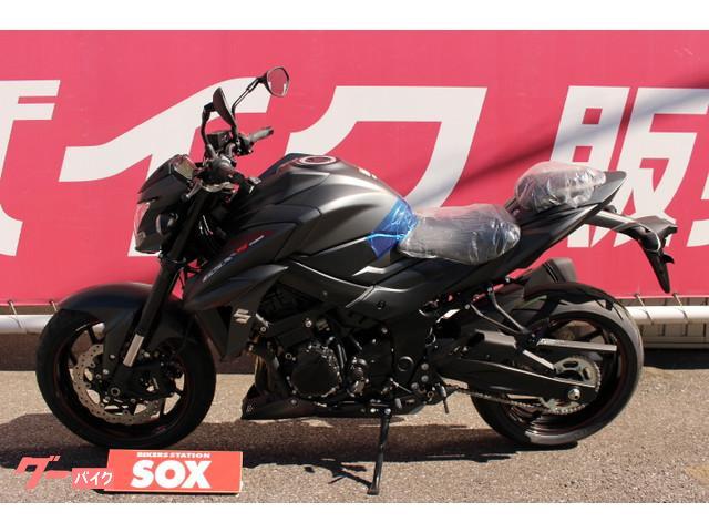 スズキ GSX-S750 L7 新車の画像(千葉県