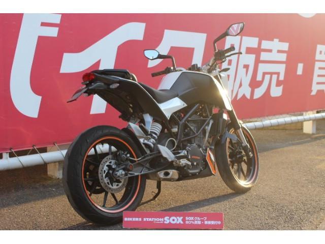 KTM 200デューク ノーマル車の画像(千葉県