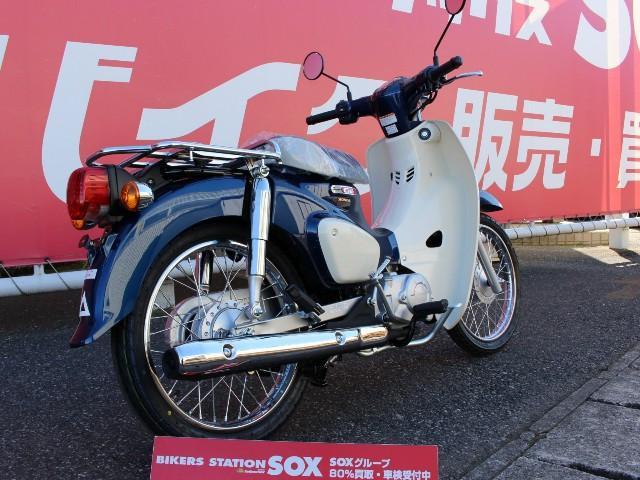 ホンダ スーパーカブ110 新型 LEDヘッドライトの画像(千葉県