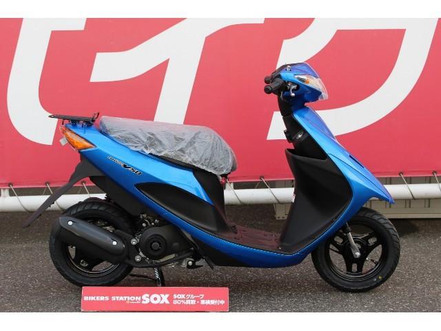 スズキ アドレスV50 新車の画像(千葉県