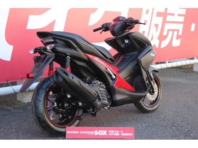 ヤマハ NVX125 DX SpecialEditionの画像(千葉県
