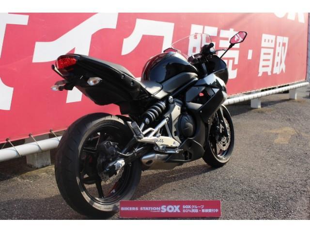 カワサキ Ninja 400R フェンダーレス装備の画像(千葉県