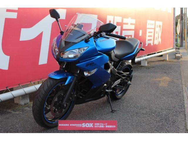 カワサキ Ninja 400R ノーマル車の画像(千葉県