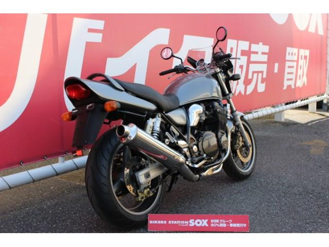 スズキ INAZUMA400 ビキニカウル装備済みの画像(千葉県