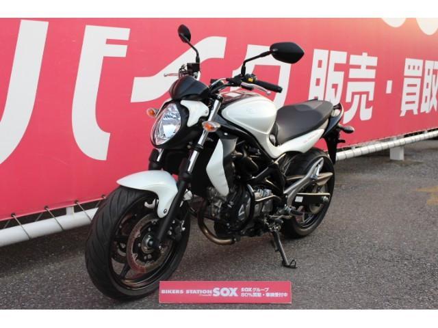 スズキ グラディウス400 ABS ノーマル車の画像(千葉県