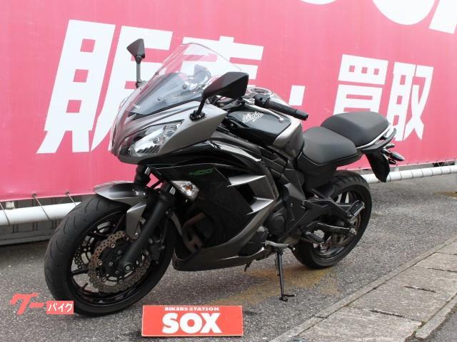 カワサキ Ninja 400 ノーマル車の画像(千葉県