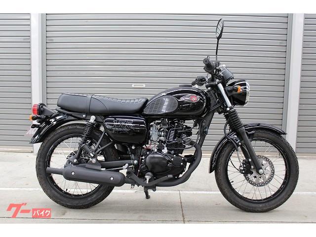 W175 ブラックスタイル 2020年 国内未発売モデル