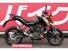 KTM 200デューク リアキャリア装着済みの画像(千葉県
