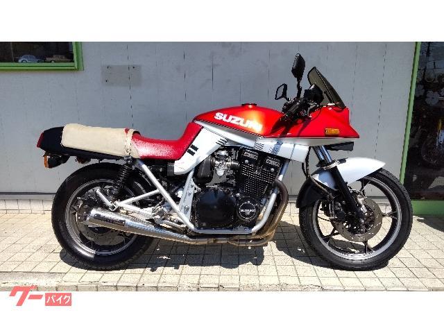 GSX1100S KATANA ヨシムラマフラー