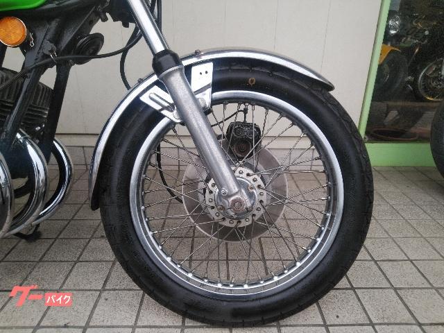カワサキ KH250 B型 シート 集合チャンバーの画像(埼玉県