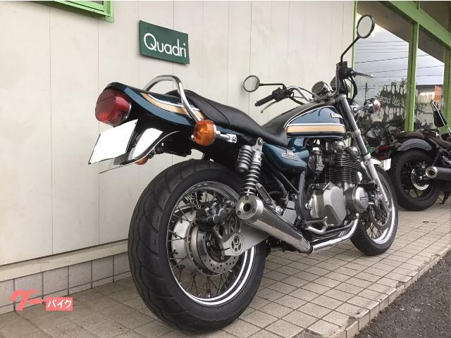 カワサキ ZEPHYR750RS Z2仕様 前後メッキフェンダーの画像(埼玉県