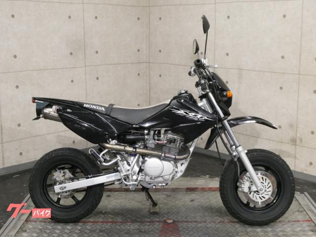 XR100 モタード HD13 37937