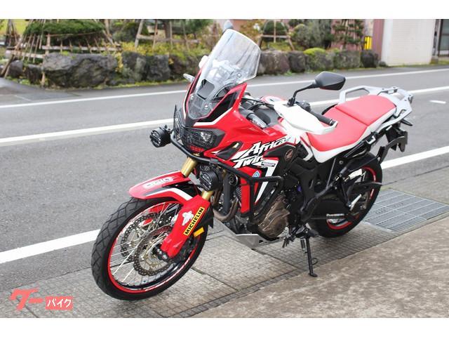 ホンダ CRF1000L Africa Twin DCT ローダウンカスタム多数の画像(新潟県
