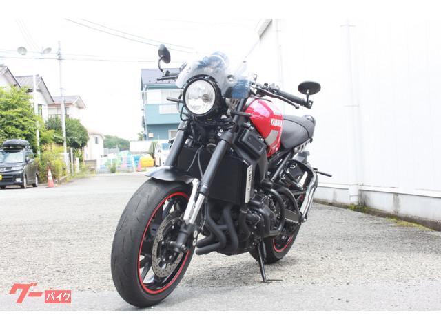 ヤマハ XSR900 カスタム多数の画像(東京都