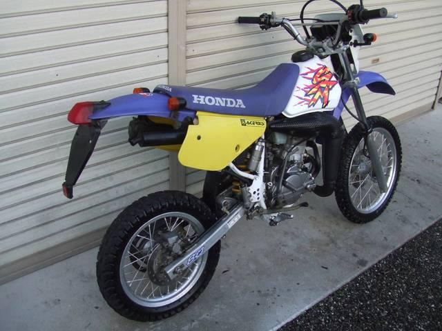 ホンダ CRM80-2の画像(山梨県