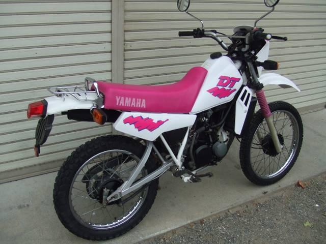ヤマハ DT50の画像(山梨県